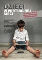 Dzieci w wirtualnej sieci okładka
